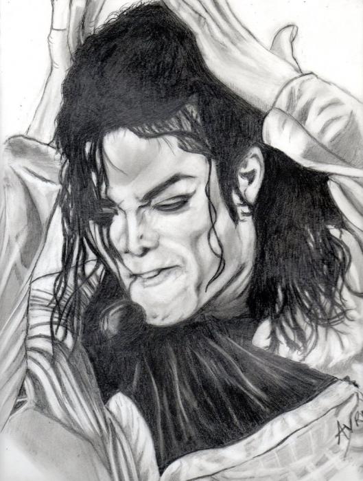 Michael Jackson by Gemini58